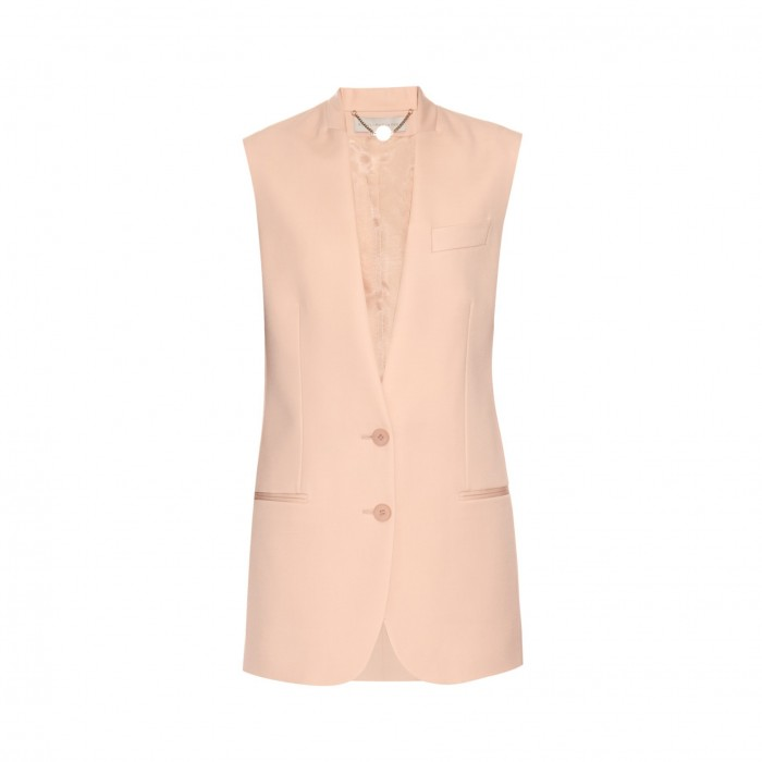 STELLA MCCARTNEY sleeveless jacket