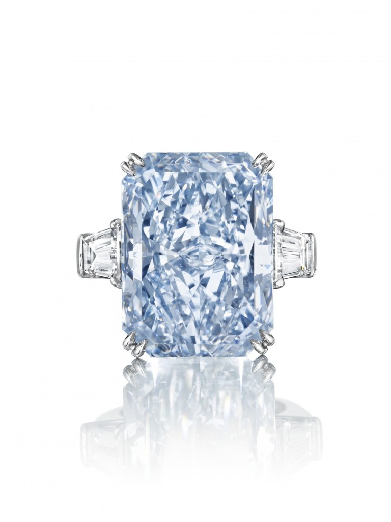 Big Diamonds Dominate Spring Jewelry Auctions